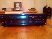 Sony X77ES hi end cd player