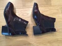 Ladies Ankle Boots, Size 7, River Island