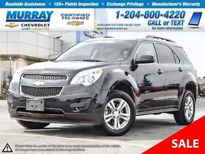 2015 Chevrolet Equinox AWD 4dr LT w/1LT *Rear View Mirror, OnSta