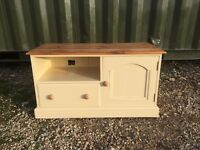 Beautiful Solid Pine TV Cabinet