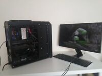 Gaming computer / 3D graphics workstation