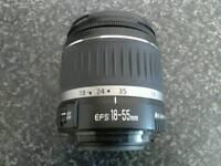 18-55 Canon fit lens