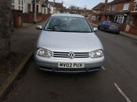 Volkswagen Golf 1.9 TDI PD GT, 2 Previous Owner, 2 Keys, Part Service History, Heated Leather Seats