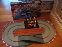 ROARY SILVER HATCH RACE TRACK BATTERIES INCLUDED - £12 o.n.o. WITH ROARY & MAXI