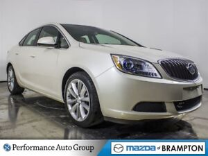 2015 Buick Verano BLUETOOTH. CRUISE CTRL. KEYLESS. ALLOYS