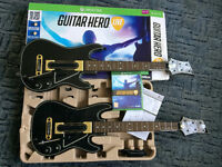 GUITAR HERO LIVE SET WITH GAME
