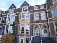 1 bedroom furnished flat available for rent on Newport Road, Cardiff - £650pm.