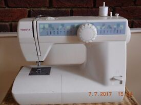 Toyota Sewing machine DC30 (RS2000)