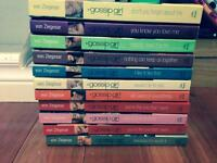 Gossip Girl Book collection