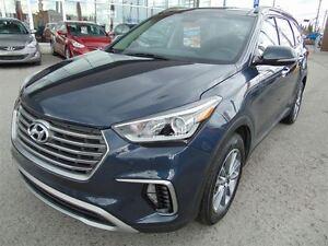 2017 Hyundai Santa Fe XL Luxury w/6 Passenger