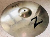 "Zildjian 18"" Z Custom Rock Crash"