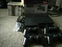 PlayStation 3 console & bundle