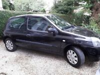 Great 2008 Renault Clio for sale - ideal for first-time drivers