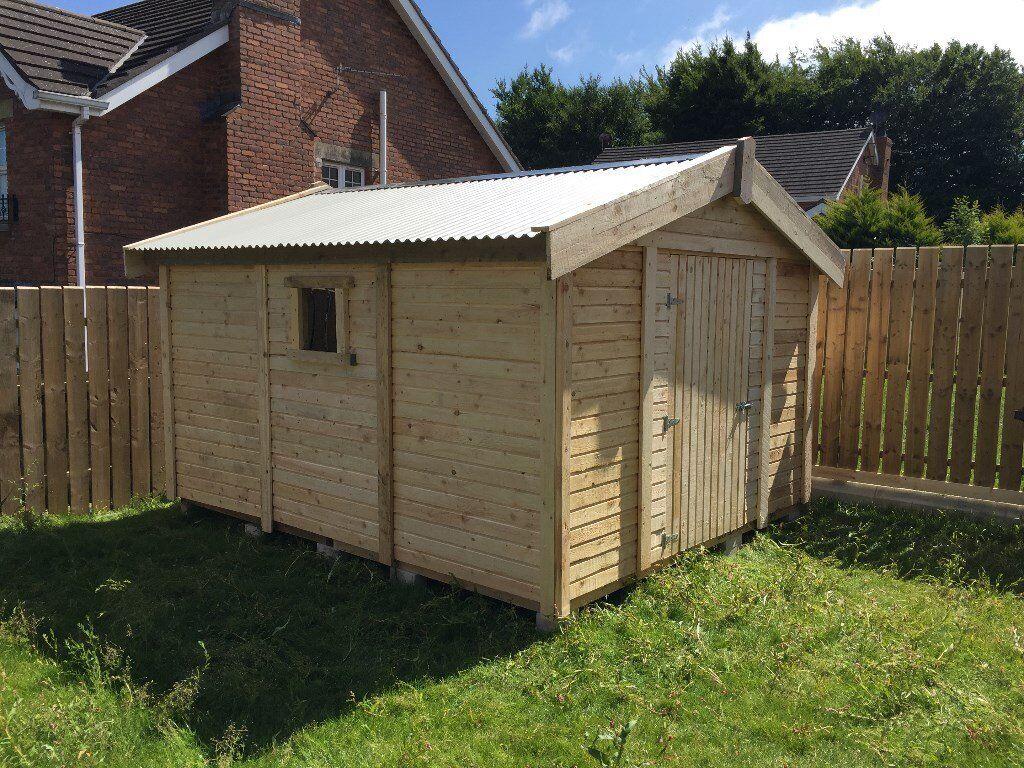 heavy duty garden sheds - Garden Sheds Gumtree