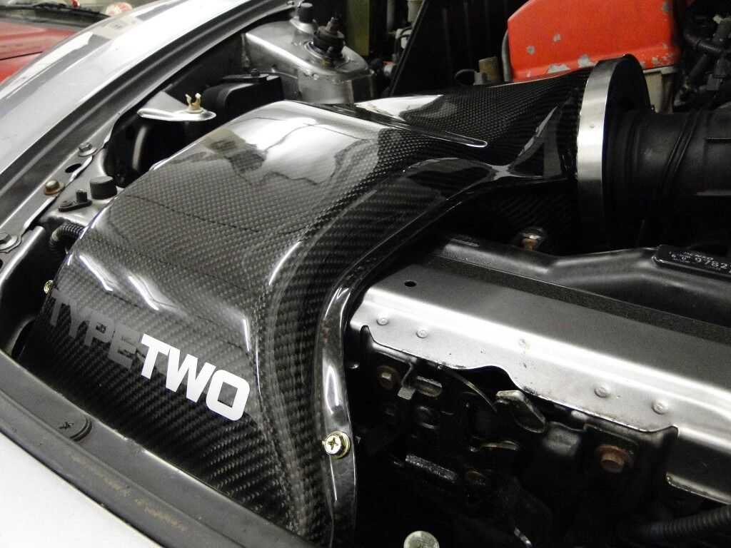 Honda S2000 Mugen Rep Carbon Induction Kit Ap1 F20c Vtec Type R K20 Wiring Harness 2002 Dc5 Ep3 Ek9