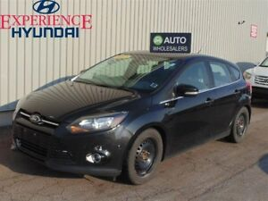 2012 Ford Focus Titanium THIS WHOLESALE CAR WILL BE SOLD AS-TRAD