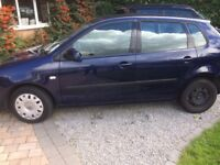 Volkswagen Polo 1.4 SE FSI 5d Two Owners Great Condition