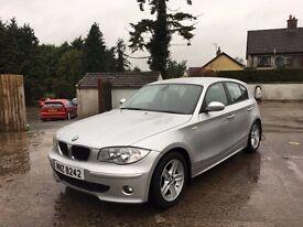 2006 BMW 116I Sport (Not golf, 318. 320, 118, 120, 207, a3, 208)