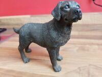 Leonardo collectible Black Labrador ornament. For collection only