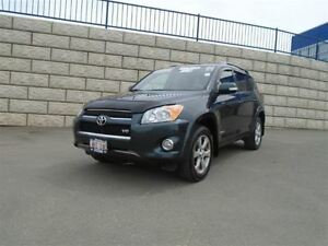 2011 Toyota RAV4 Ltd AWD