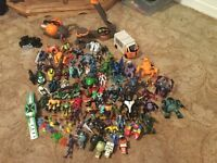Ben 10 figures and more