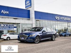 2016 Hyundai Genesis *3.8 Premium|AWD|Leather|Sunroof|Navigation