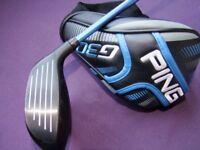 Ping G30 14.5 degree Fairway metal.