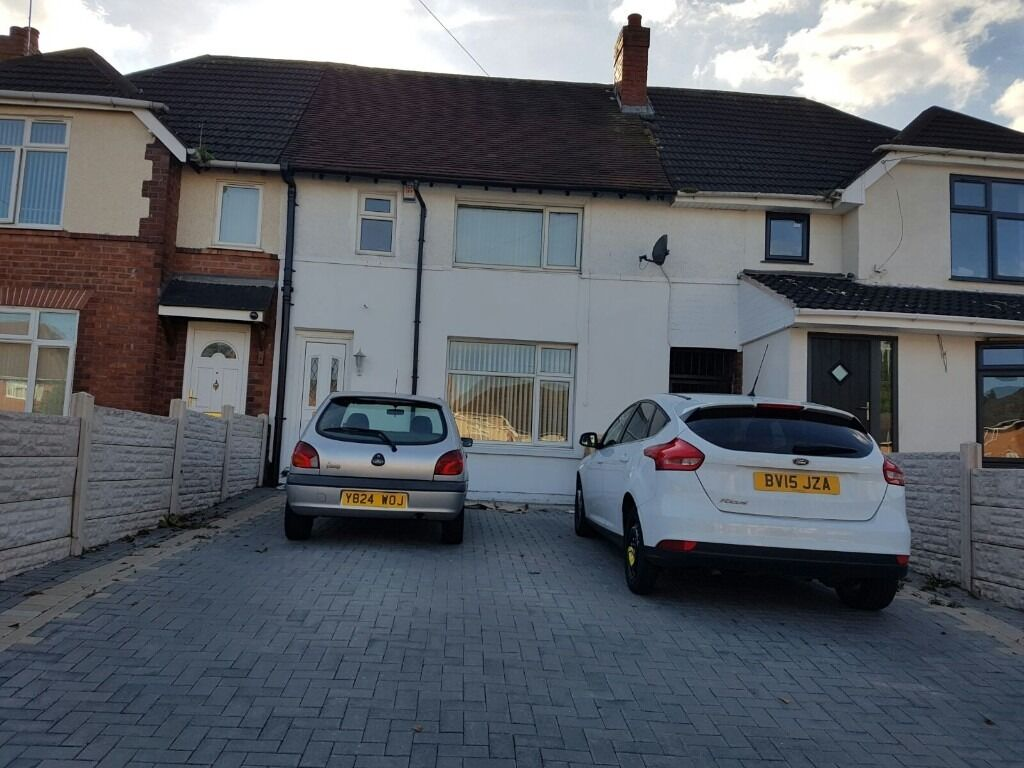 **3 BEDROOM TERRACED PROPERTY TO LET**
