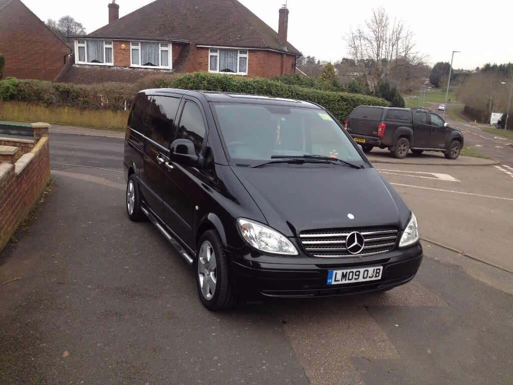 mercedes vito 111 cdi long diesel mpv in hemel hempstead hertfordshire gumtree. Black Bedroom Furniture Sets. Home Design Ideas