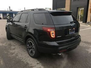 2015 Ford Explorer sport twin turbo loaded! Windsor Region Ontario image 3