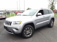 2014 Jeep Grand Cherokee LIMITED****POWER SUNROOF***LEATHER