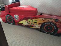 Toddler Bed - Lightning McQueen