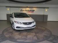 2014 Honda Civic 4portes Lx Neuf Rabais 3000$