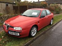 Alfa Romeo 156 T-Spark with Sport Pack