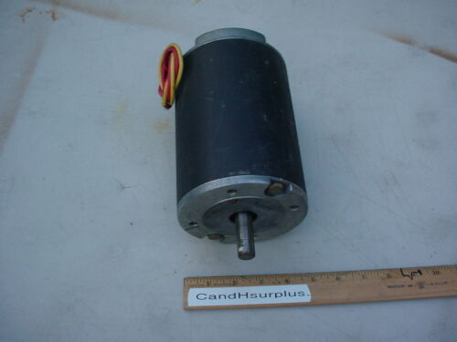 American Bosch 08030-23-M048HM 24 vdc motor