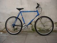 Mountain/ Commuter Bike by Raleigh, Large size, JUST SERVICED / CHEAP PRICE!!!
