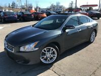 2013 Nissan Maxima SV / LEATHER / PANO ROOF / Cambridge Kitchener Area Preview