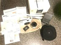 Nikon 1 J2 Mirrorless Camera + 11-27.5mm Lens ^ Beans POD + SD Card + 3months warranty