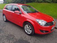 2009 Vauxhall Astra 1.4 SXi 5dr Full year MOT. Not Focus/Megane/S40/Bravo/Punto