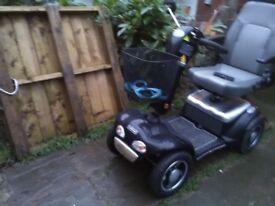 Motabiity scooter