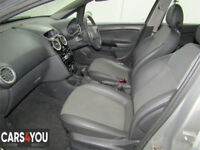 VAUXHALL CORSA 1.4 DESIGN 16V TWINPORT 5d AUTO 90 BHP HALF LEATHER TRIM ++ FULL YEAR MOT