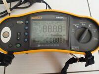 Fluke 1652 Multifunction Tester