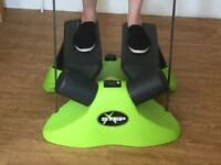 X STEP AIR POWERED exercise equipment with DVD