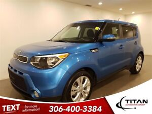 2016 Kia Soul EX|Bluetooth|Automatic|Alloys