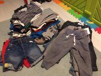 Boys clothing 60 items age 2-3