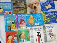Pre-school/reception children's reading and non-fiction book bundle
