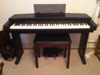 Yamaha clavinova cvp-49 electric piano
