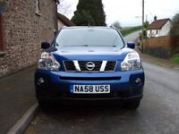 2008/58 Nissan X-Trail T31 2.0 DCI Sports Expedition 4WD 4X4 Spares or Repairs