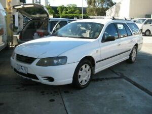 2008 Ford Falcon Wagon - Dealer used - Roof Racks