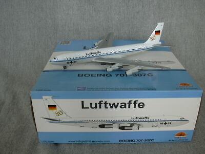 707-300 Luftwaffe 10+03 August Euler Inflight Gemini Jets Herpa Wings 1-200  comprar usado  Enviando para Brazil